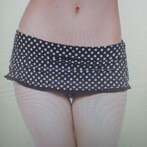 Profile by Gottex Bali Skirted Bikini Bottom new